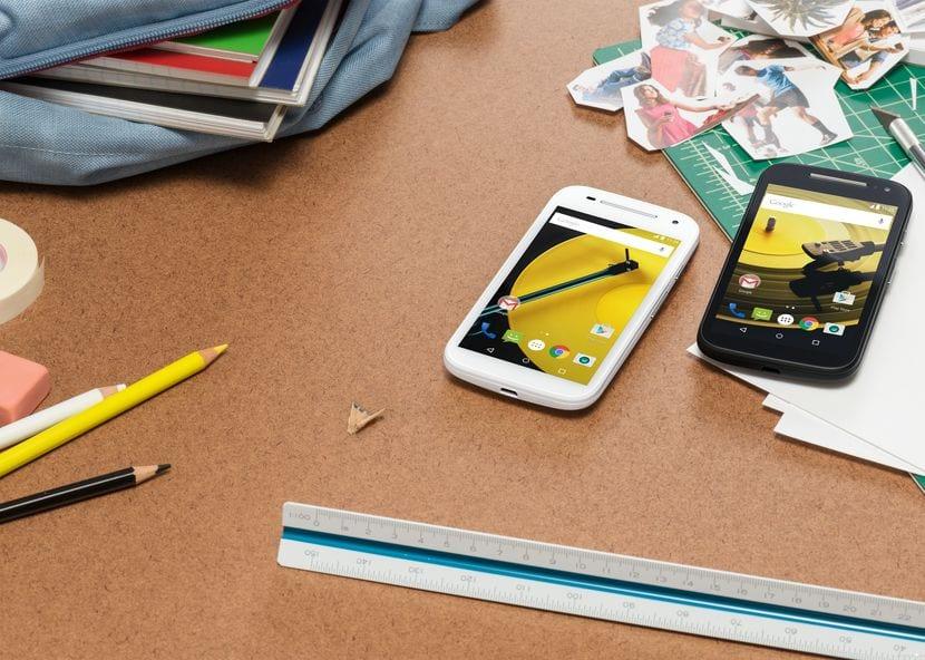 Ya es oficial el nuevo Motorola Moto E 4G. Te contamos todas sus especificaciones técnicas y su precio oficial