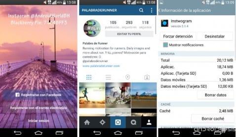 InsTwoGram, el Instagram no oficial que te permite tener dos cuentas simultáneas