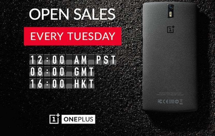 invitaciones OnePlus