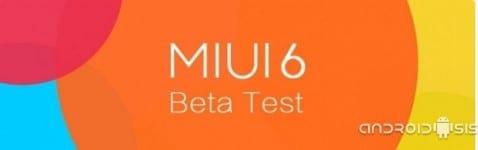 Miui v6 basada en Android Lollipop ya está siendo probada por unos cuantos beta testers