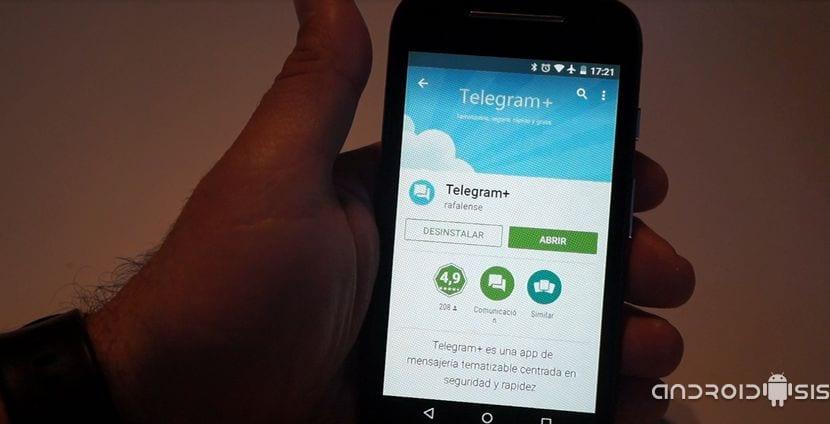 [Vídeo] Telegram Plus puede ser el gran impulso que a Telegram le faltaba. Te enseñamos como usarlo