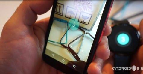 [Vídeo] Una función que quizás desconocías del Moto 360