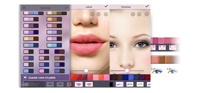 YouCam Make Up