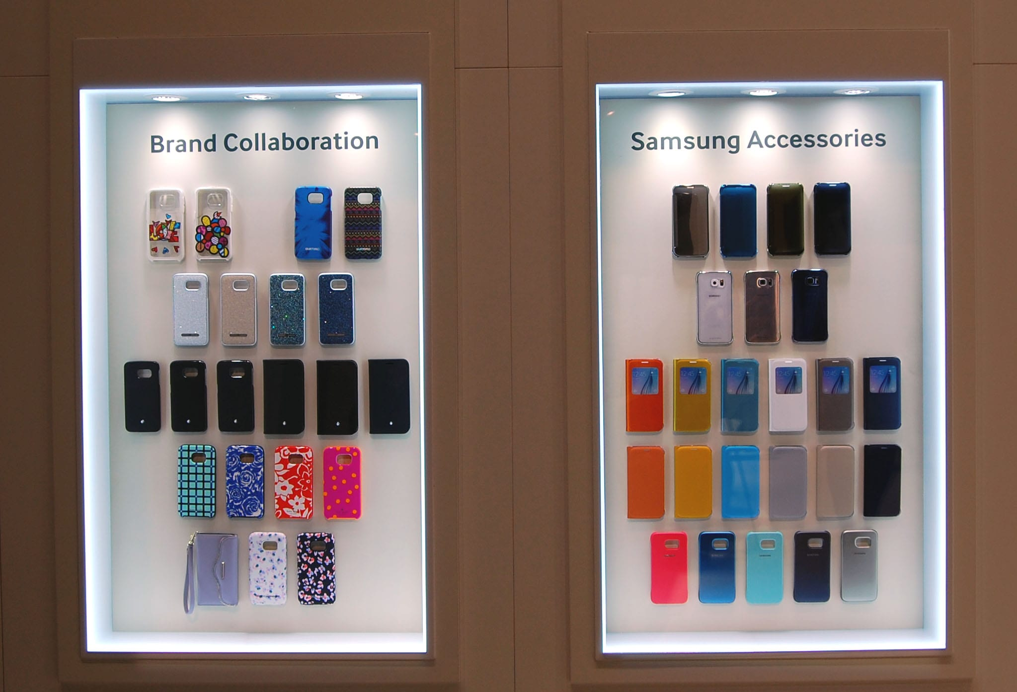 Accesorios Samsung Galaxy s6