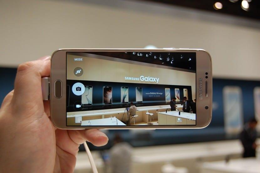Camara Samsung Galaxy S6 (2)