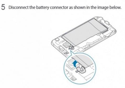 Galaxy S6 Bateria