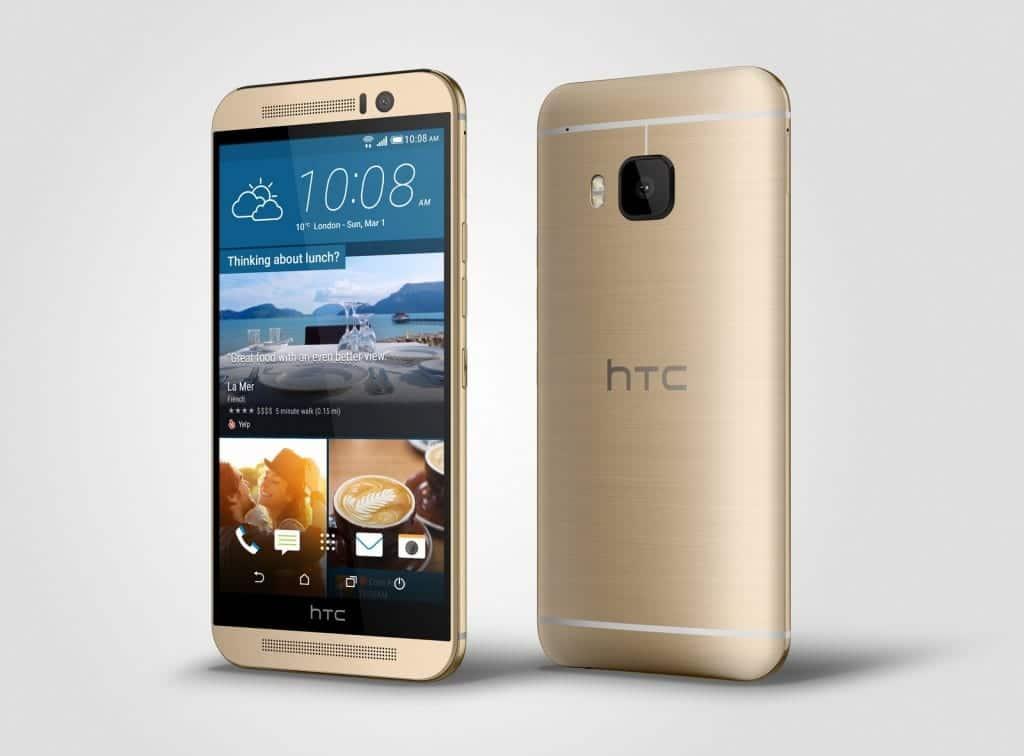 HTC One M9 (3)