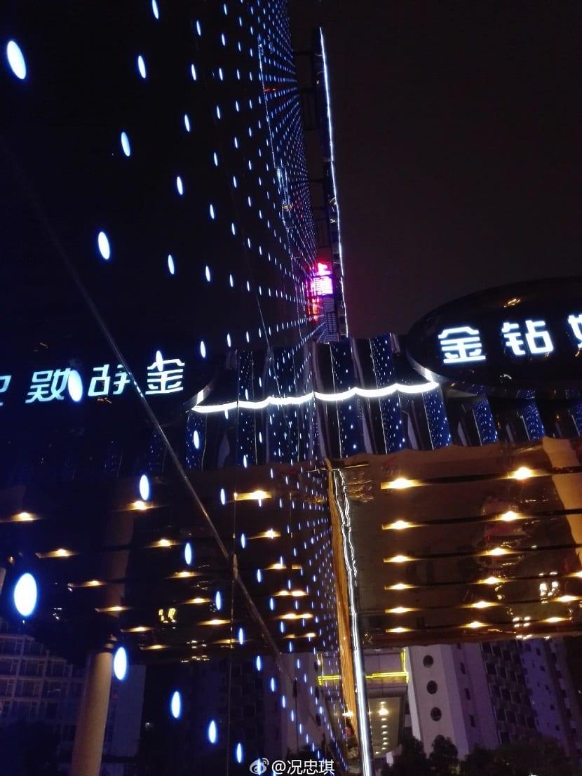 Huawei P8 fotografía ejemplo