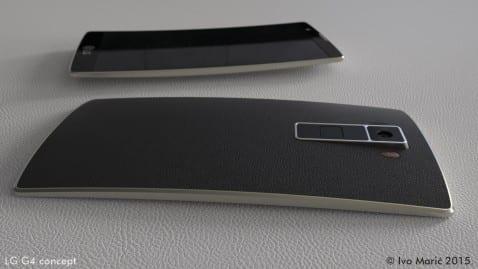 LG G4 render concept