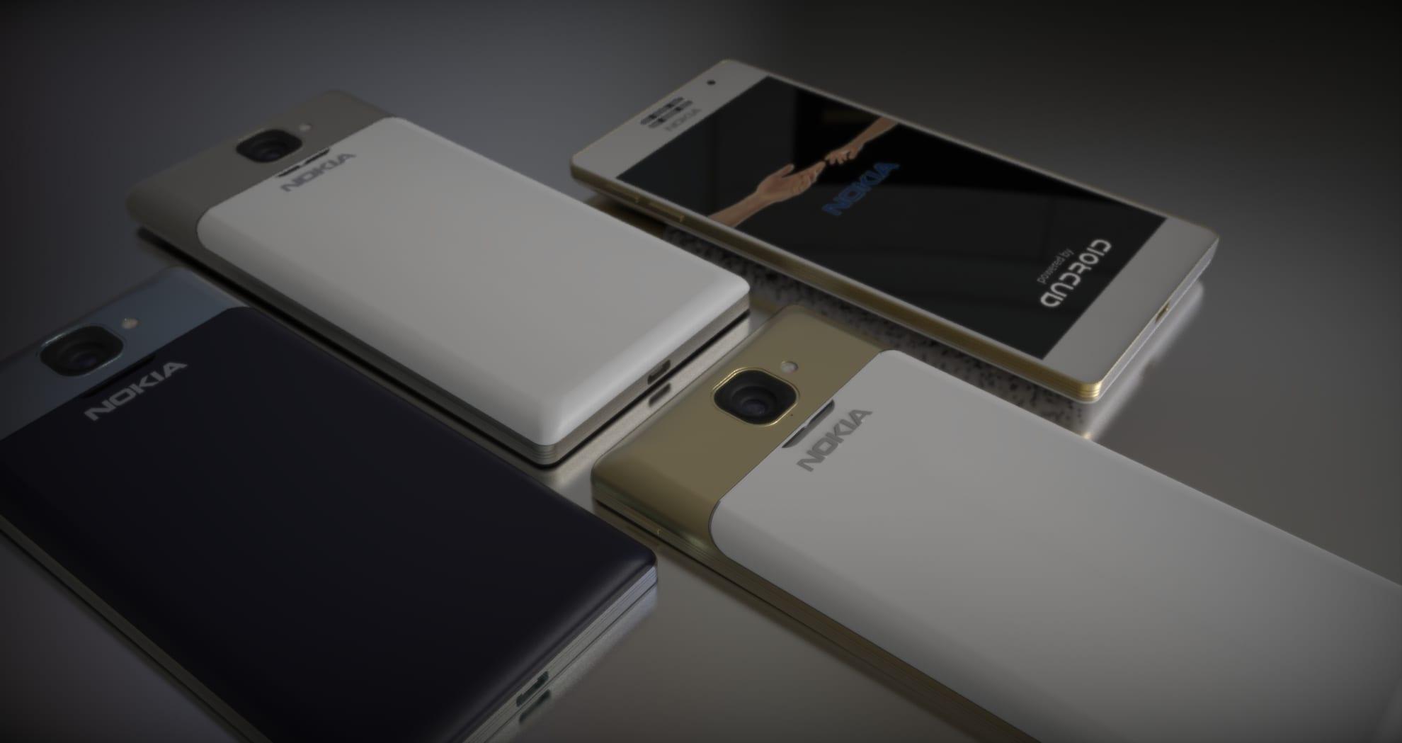 Nokia N1100