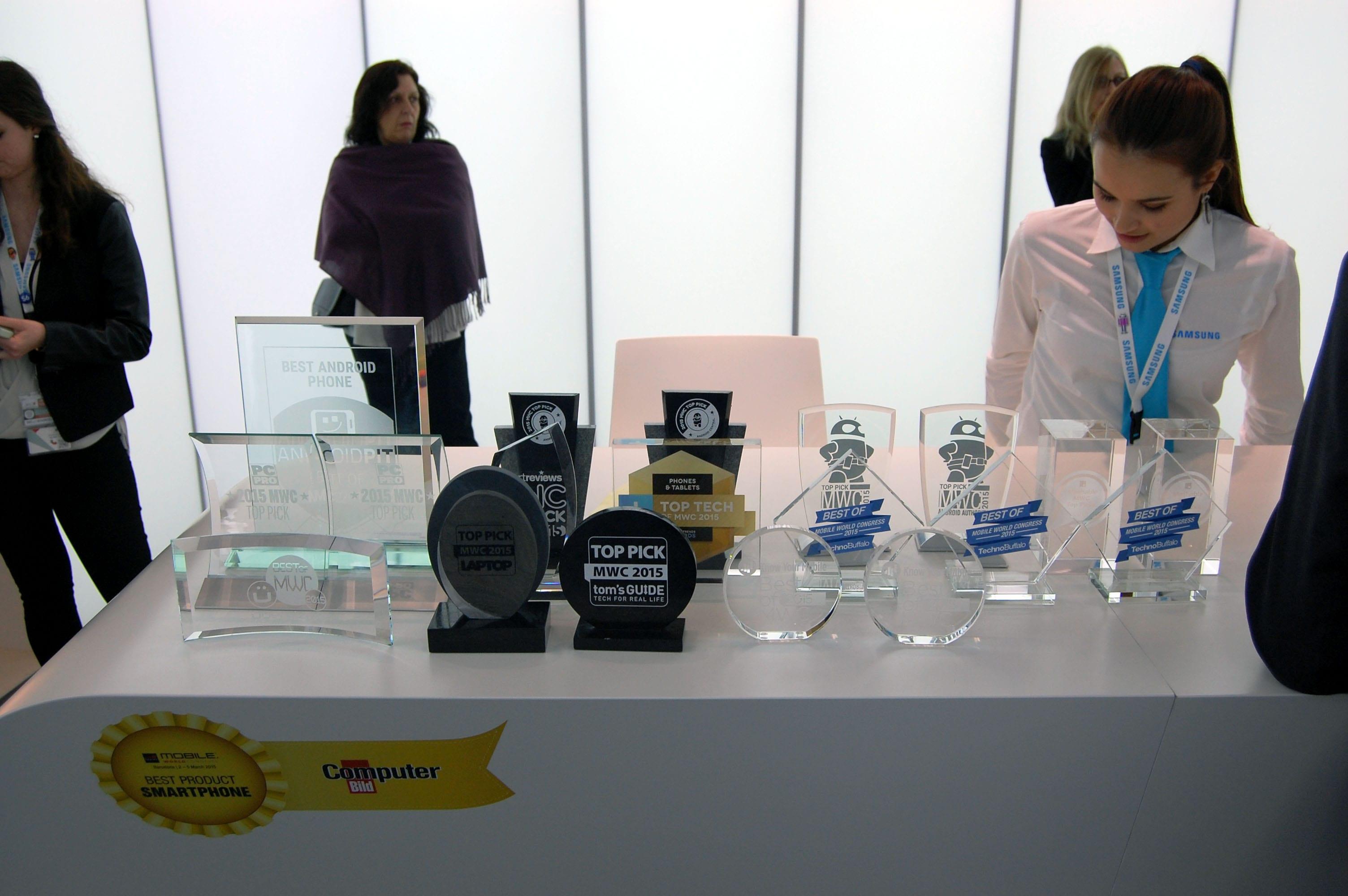 Premios Samsung Galaxy S6