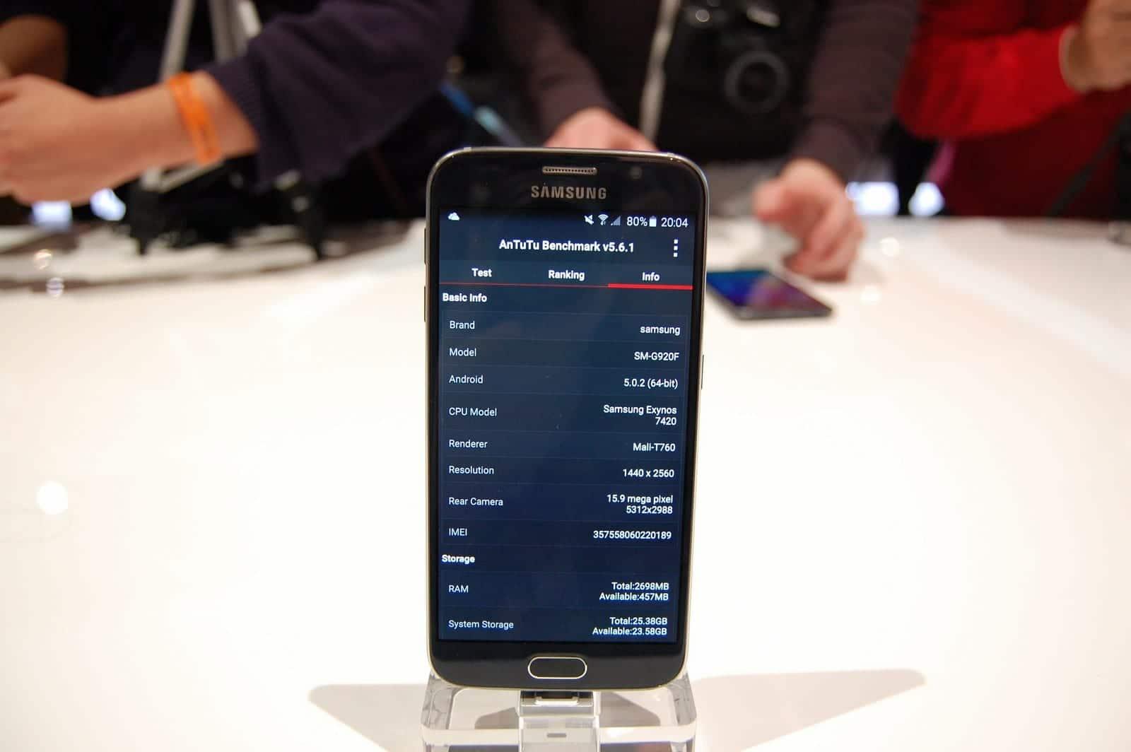 Presentación Samsung Galaxy S6 (7)