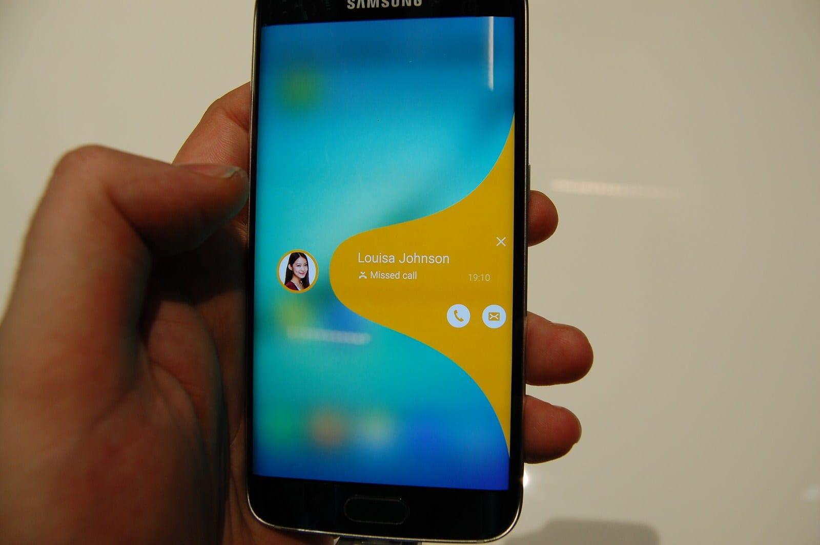 Presentación Samsung Galaxy S6 Edge (7)