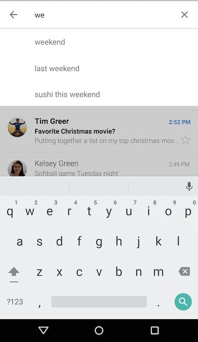 Gmail busqueda