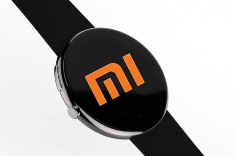 Xiaomi watch concept.