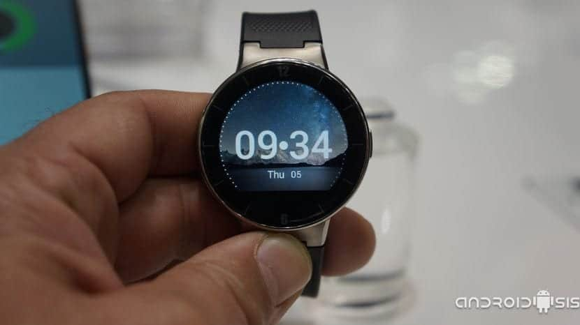 Alcatel One Touch Watch, el Wareable de Alcatel sin Android Wear