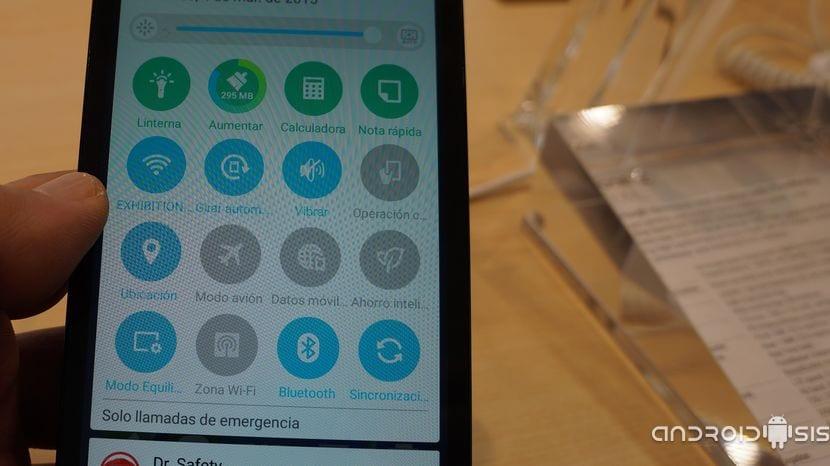 Análisis Asus ZenFone 2 desde el #MWC15