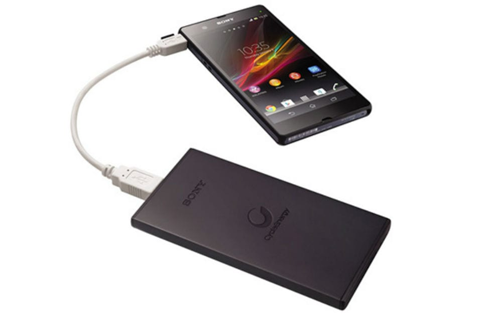 bateria externa sony