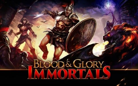 Blood & Glory: Inmortals