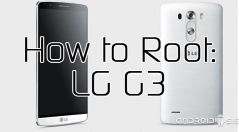 Cómo Rootear el LG G3 en Android Lollipop