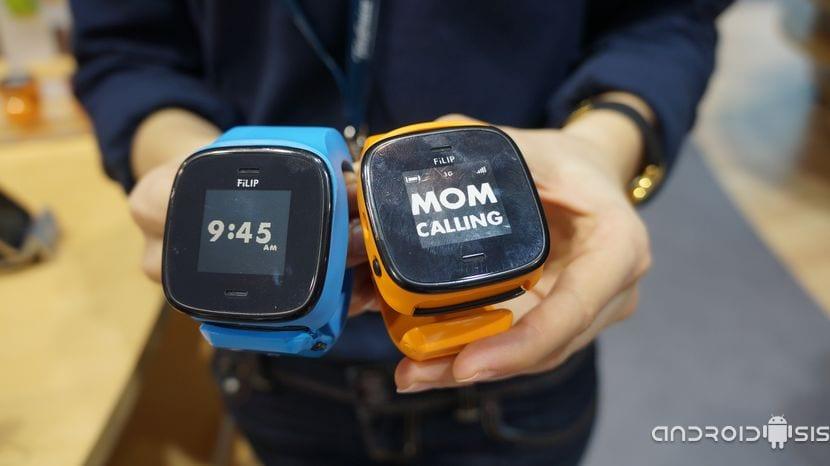 Smartwatch para niños