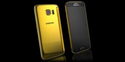 galaxy s6 oro