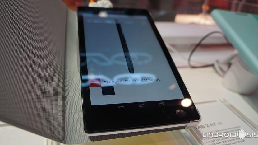 Lenovo Tab2 A7/30 un Phablet de Lenovo presentado en el MWC15 por tan solo 79 Euros