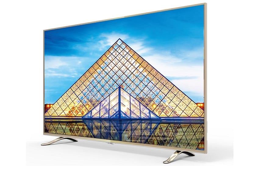 Micromax televisor 4K