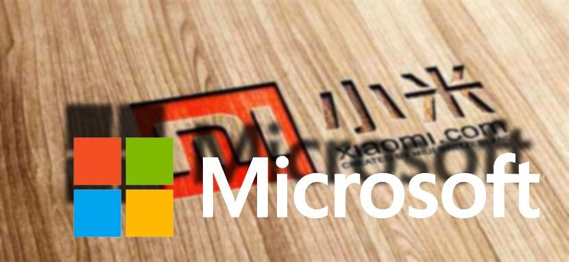 Microsoft Xiaomi