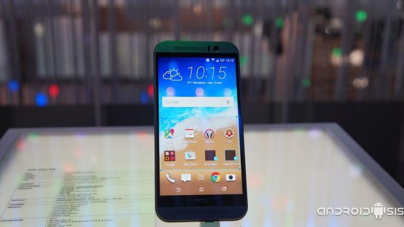 MWC 2015: Probamos el HTC One M9