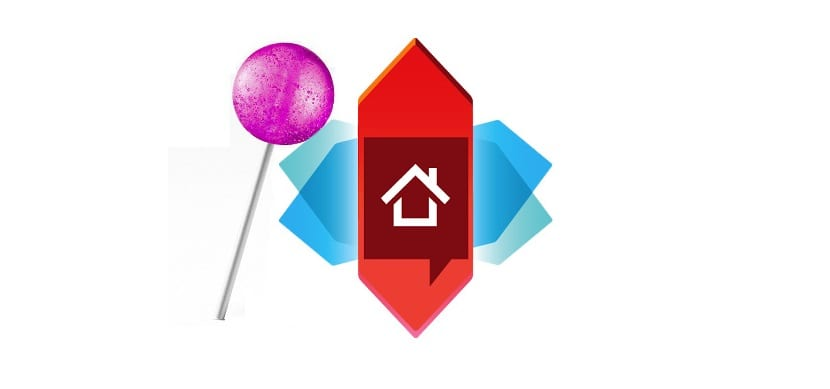 Nova Launcher Lollipop