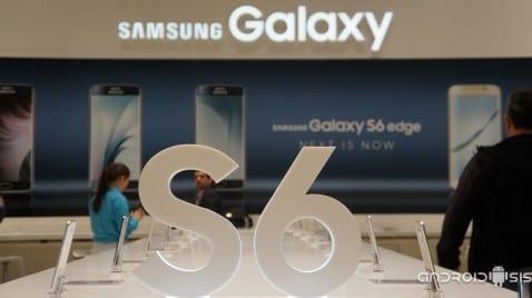 Probamos en vídeo la nueva y renovada Touchwiz del Samsung Galaxy S6
