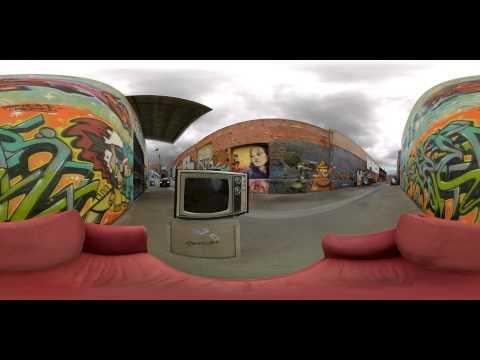 Youtube video 360 grados