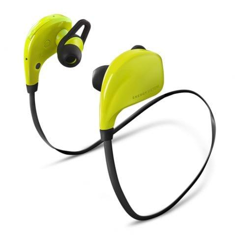 Energy Earphones BT Sport Green
