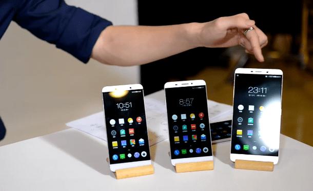letv smartphones