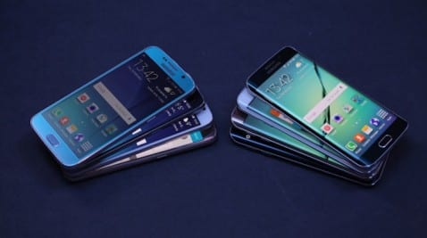 Materiales Galaxy S6