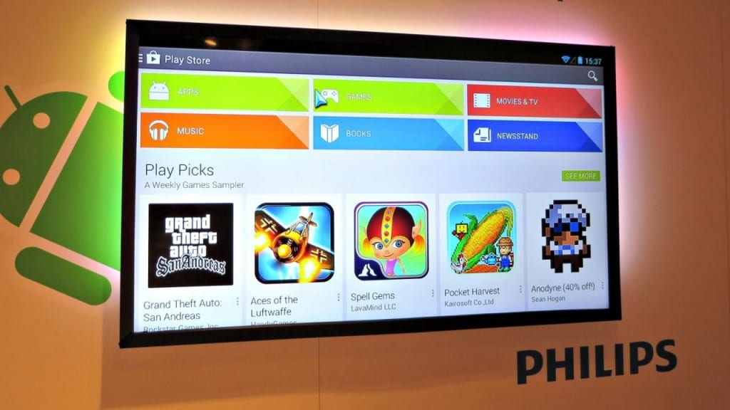 Philips Android TV 2