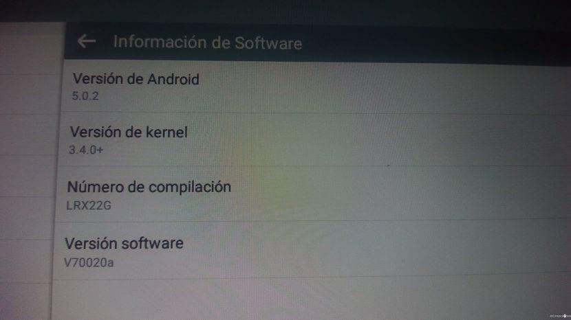 Ya disponible la actualización oficial a Android Lollipop 5.0.2 para las LG G Pad 10.1