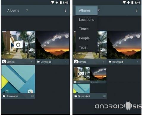 [APK] Descarga e instala la aplicación Galería de CM12 en tu Android