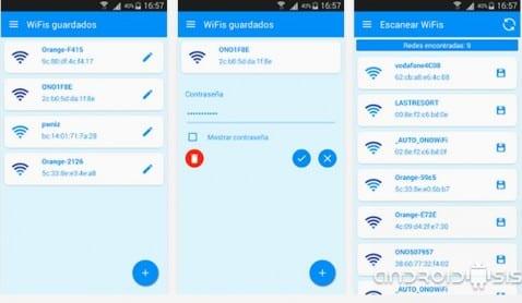 Aplicaciones increíbles para Android: Hoy Wifi Sentinel