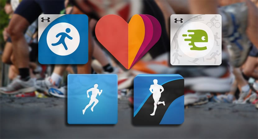 Aplicaciones ir a correr