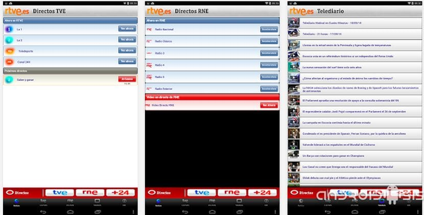 Atlético de Madrid - Real Madrid en directo desde tu Android