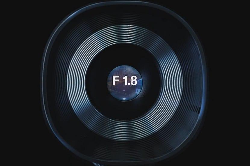 Cámara LG G4