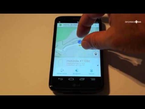 cómo bloquear mi móvil robado