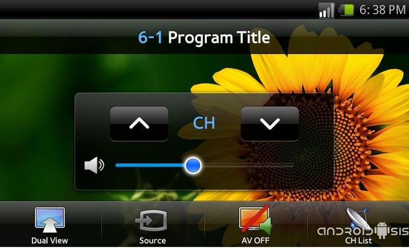 Cómo controlar los televisores Samsung desde terminales Android no Samsung