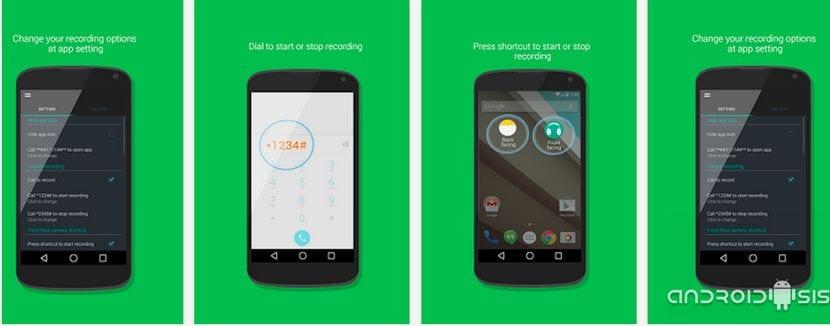 Cómo grabar vídeo desde Android sin que nadie se de cuenta de ello
