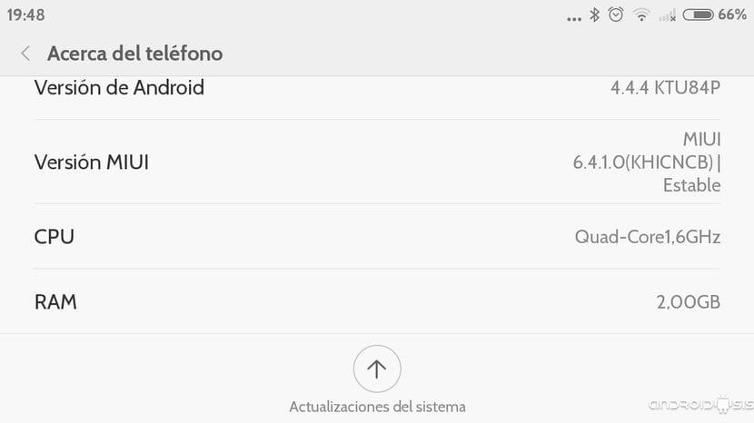Cómo habilitar las opciones de desarrollador en Xiaomi