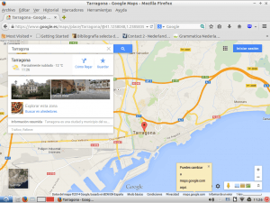 falsificar ubicación Google