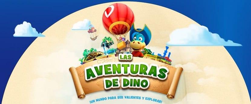 Las aventuras de Dino