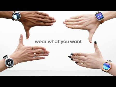 publicidad smartwatches android wear